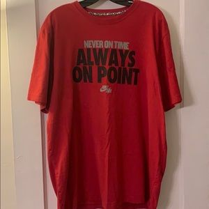 Nike Air Graphic Tee Sz XXL